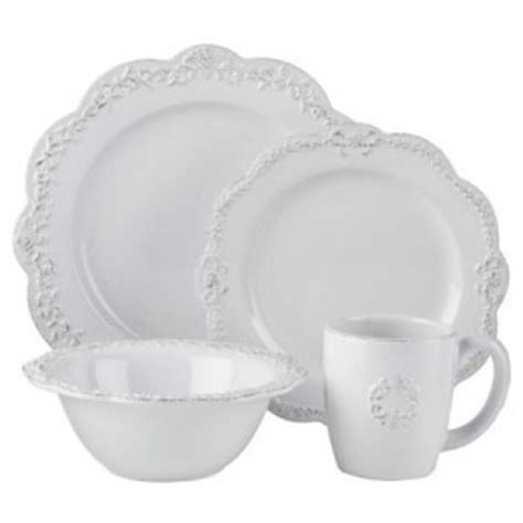 top 28 simply shabby chic chateau dinnerware simply shabby chic 174 chateaux 16 pc