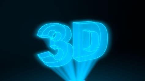 blender 3d hologram tutorial blender 3d hologram text effect youtube