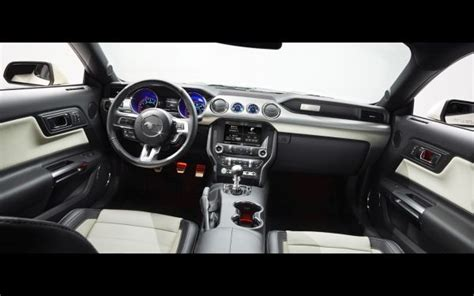 2015 mustang 5 0 interior 2015 ford mustang gt premium fastback price review