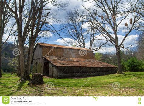 scheune usa rustikales altes scheune im wald 226 virginia usa