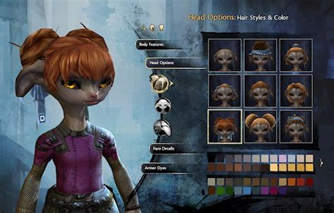 asura guild wars 2 new hairstyles for females excelsior the cheerful insanity of the guild wars 2 asura