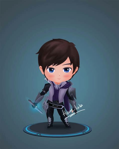 mobile legend wallpaper mini hero  android apk