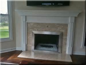 custom fireplace surrounds