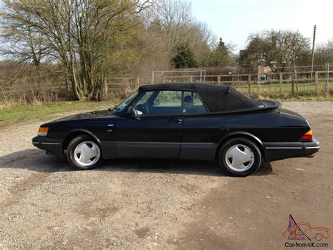 classic saab classic saab 900 convertible for sale