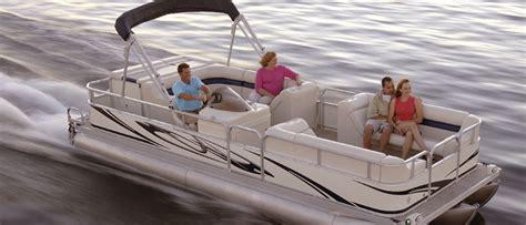 pontoon boats you can sleep on pontoon boat discover boating