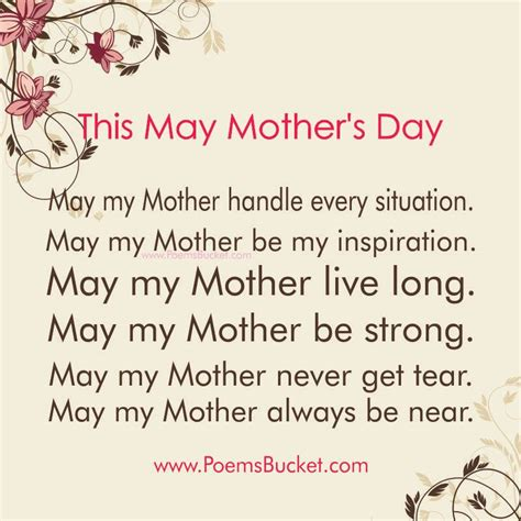 my s day this may mother s day may my wishes