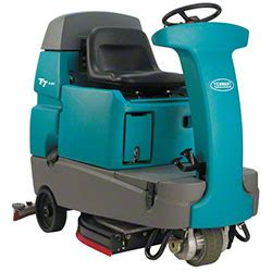 Tennant Scrubbers T7 With Ech2o rider scrubbers cleaning equipment a g supply ltd