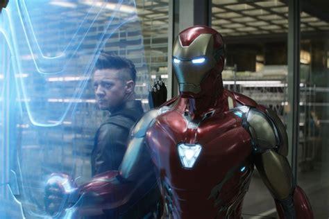 iron mans endgame suit cumulation previous