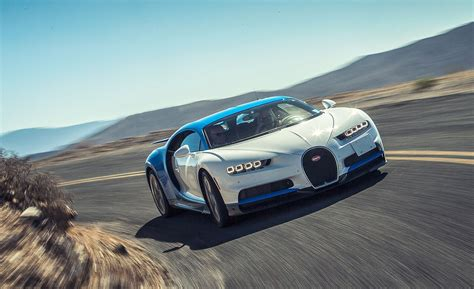 Chion Dodge Chrysler Jeep by 2017 Bugatti Chiron Ride Review Car And Driver