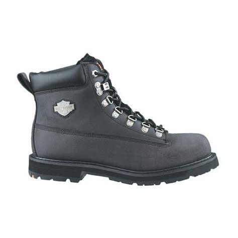 harley davidson steel toe boots harley davidson s drive black steel toe leather