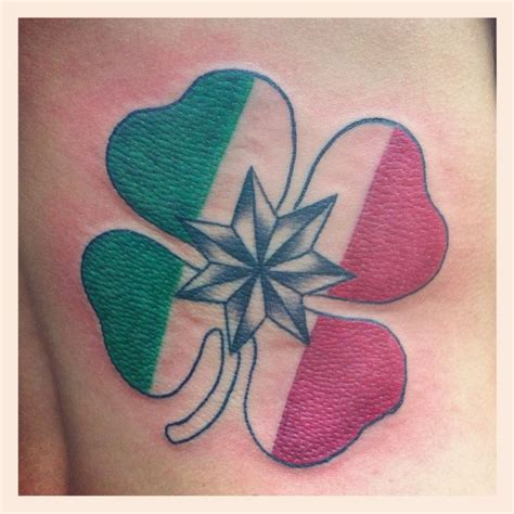 italian american tattoo designs italian and american family symbol