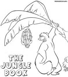 jungle book coloring pages coloring pages of jungle book coloring home