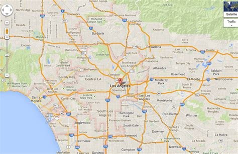 search in los angeles area help your business rank for local search terms