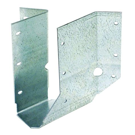 simpson strong tie 2 in x 6 in skewed left joist hanger sul26 the home depot