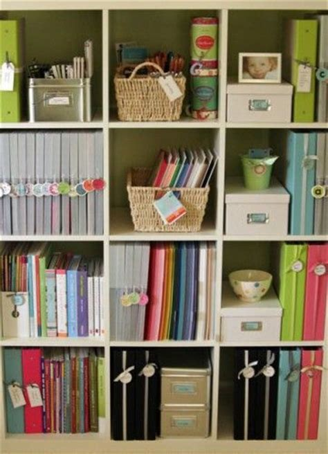 Organizing Craft Paper - the world s catalog of ideas