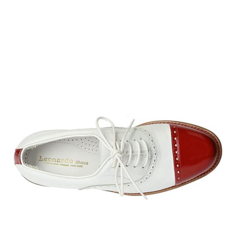 Handmade Leather Golf Shoes - white leather golf shoes handmade with cup toe