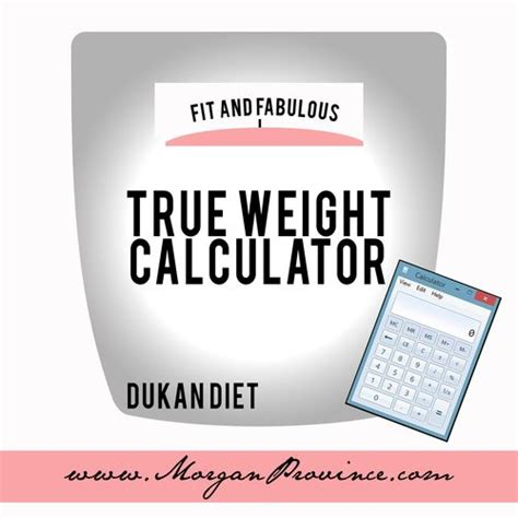 weight loss goal calculator dukan diet true weight calculation weight loss goals