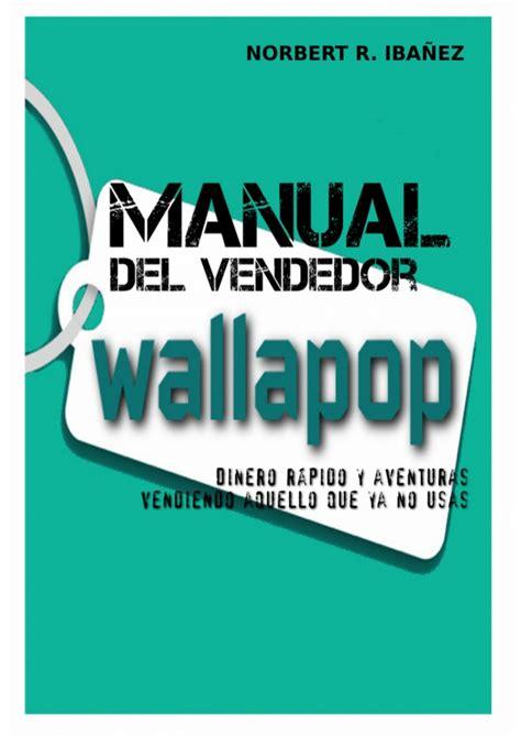 tutorial wallapop manual de vendedor wallapop