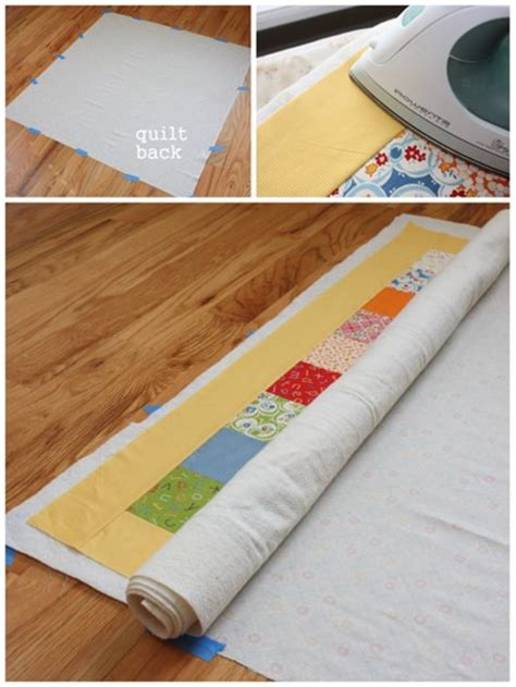 How To Put Together A Quilt by Quilt Along Series Sewing The Quilt Together Make And Takes