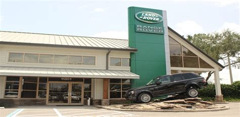 this ta land rover dealer is the 1 place to start your