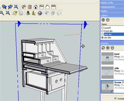 sketchup furniture plans wooden sketchup woodworking plans pdf plans