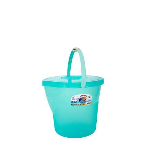 Keranjang Plastik Tutup ember plastik dengan tutup ultima 16 5 liter rajaplastik