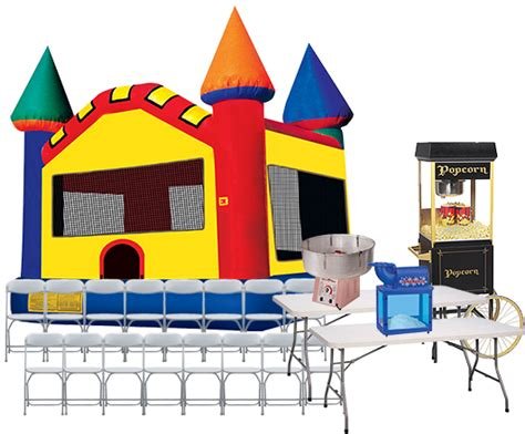 a and a party rentals specials packages happy party rental miami