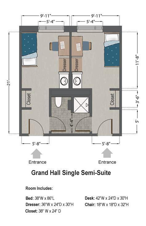 28 best layout of single room university of manitoba grand hall slu