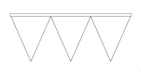 pennant banner templates psd ai vector eps