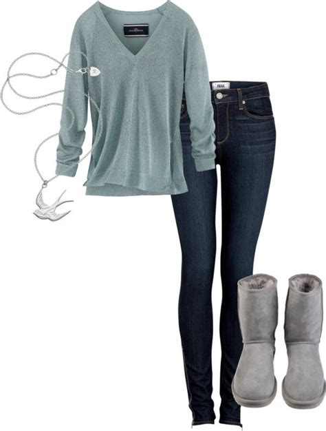comfy comfort comfortable fall winter outfit virtual closet pinterest