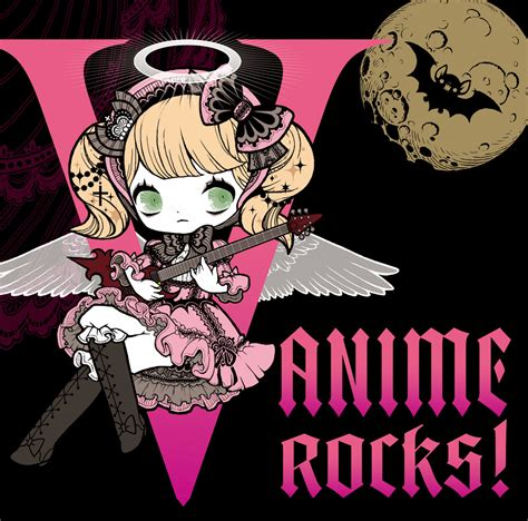 V Anime Rocks se lanzar 225 el segundo quot v anime rocks quot anime mx