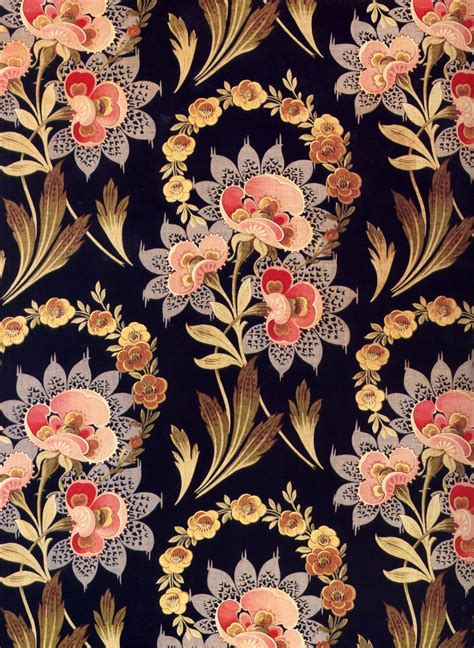 Repeat Trend Florals by Russian Textiles A Beautiful Pattern The Way The