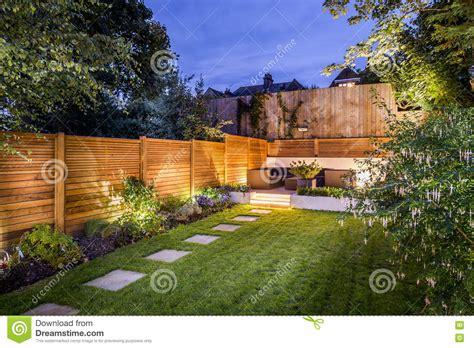 outdoor backyard patio stock image image of