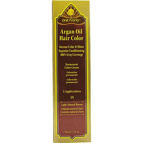one n only argan hair color one n only argan permanent hair color