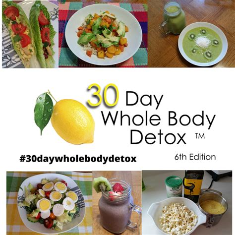 30 Day Whole Detox by What Is The 30 Day Whole Detox