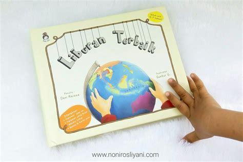 children book review rabbit liburan terbaik noni rosliyani