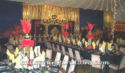 vegas theme decorations viva las vegas ballooninspirations