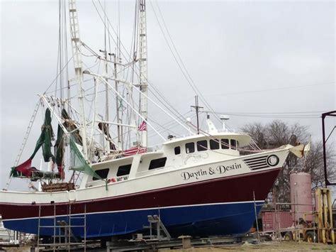 shrimp boats for sale in chauvin la daytin and destin on drydock our shrimp docks dulac la
