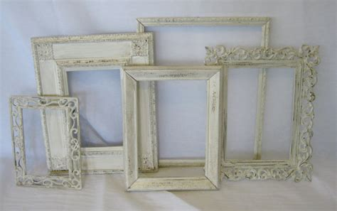 cheap shabby chic frames coffee and shabby chic sunday