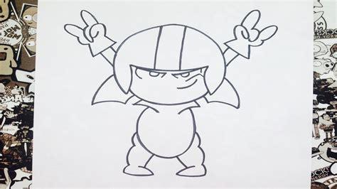 imagenes de kick buttowski para dibujar faciles como dibujar a kick buttowski how to draw kick buttowski