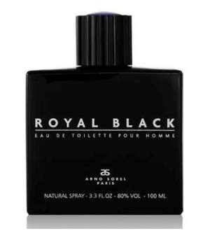 royal black arno sorel cologne a fragrance for