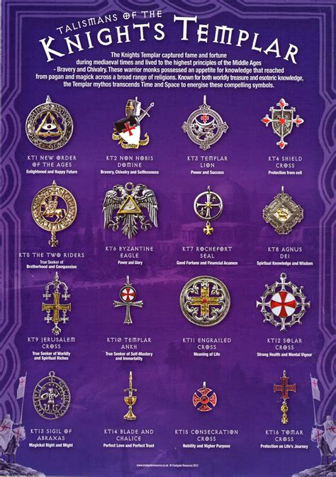 talismans of the knights templar by dashinvaine on deviantart
