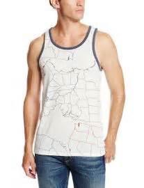 marcus scribner on wendy williams wornontv junior s map print tank top on black ish