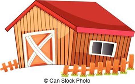 Scheune Clipart by Barn Door Lizenzfreie Vektor Clip 488 Barn Door