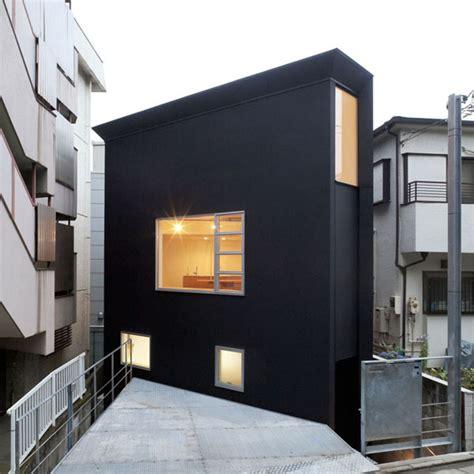 Small Zen Home Small House Plan Maximizes A Small Lot Modern House Designs