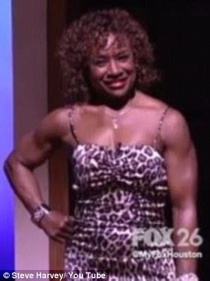 woman on steve harvey show with extensions you re how old meet the women in their seventies who