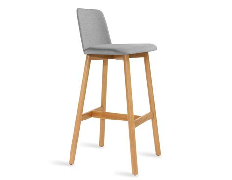 blu dot bar stool chip stool hivemodern com