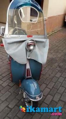 vespa modifikasi warna biru vespa vbb tahun 1964 warna biru motor