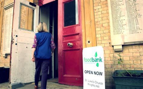 Norwood Food Pantry by Step The Headlines Norwood Brixton Foodbank Documentary Nominated For Charity