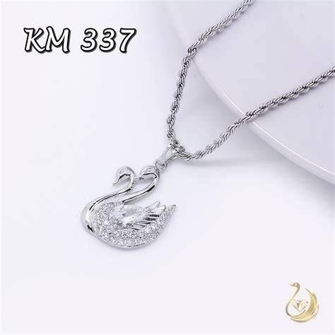 Kalung Nama Silver Perhiasan Nama produk terbaru pusat perhiasan perak silver pusat